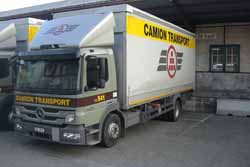 MERCEDES-BENZ Atego 1529 - Haas Transporte AG - Sissach BL